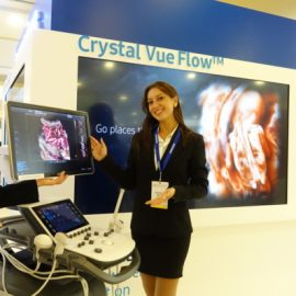 Samsung Showcases a Total Diagnostic Solution for Women's Health at the 26th World Congress on Ultrasound in Obstetrics & Gynecology