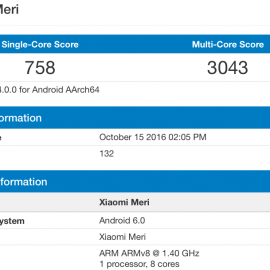 Xiaomi's In-House Processor to be Featured in Xiaomi 5c and Xiaomi Note 2